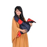 CHINTAKA Gendongan Samping + Topi Bordir [CBG 130200N] - Red Navy - Carrier and Sling
